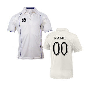 White Cricket T-Shirt