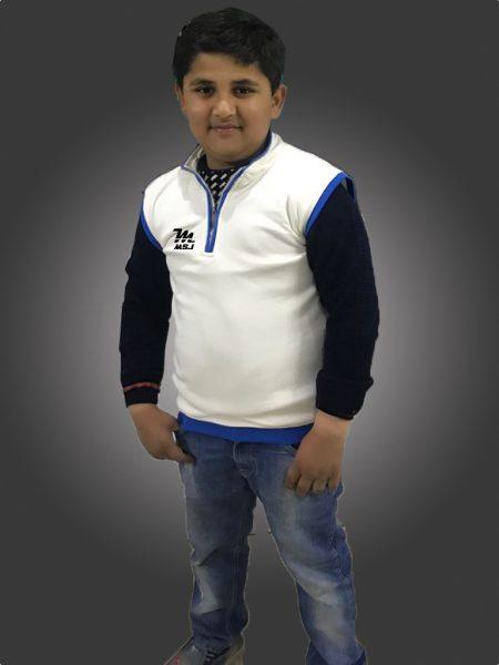 Kids Cricket Sweater
