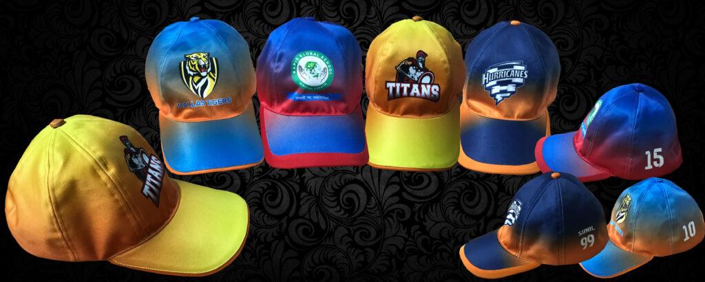 premium selection 8dfcc a4102 Custom Caps - Cricket Baseball Tennis - My Sports Jersey