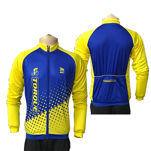 Torque Cycling Jersey
