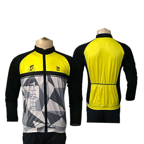Thunder Cycling Jersey