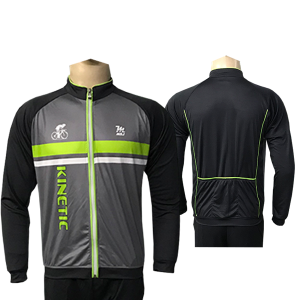 Kinetic Cycling Jersey
