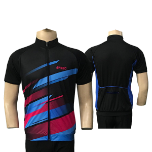 Vibrant Cycling Jersey